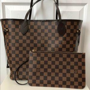 aecaa93d7 Louis Vuitton Neverfull Handbags | Poshmark